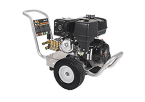 Mi-T-M CA-4004 Direct Drive Power Washer ? Honda Engine