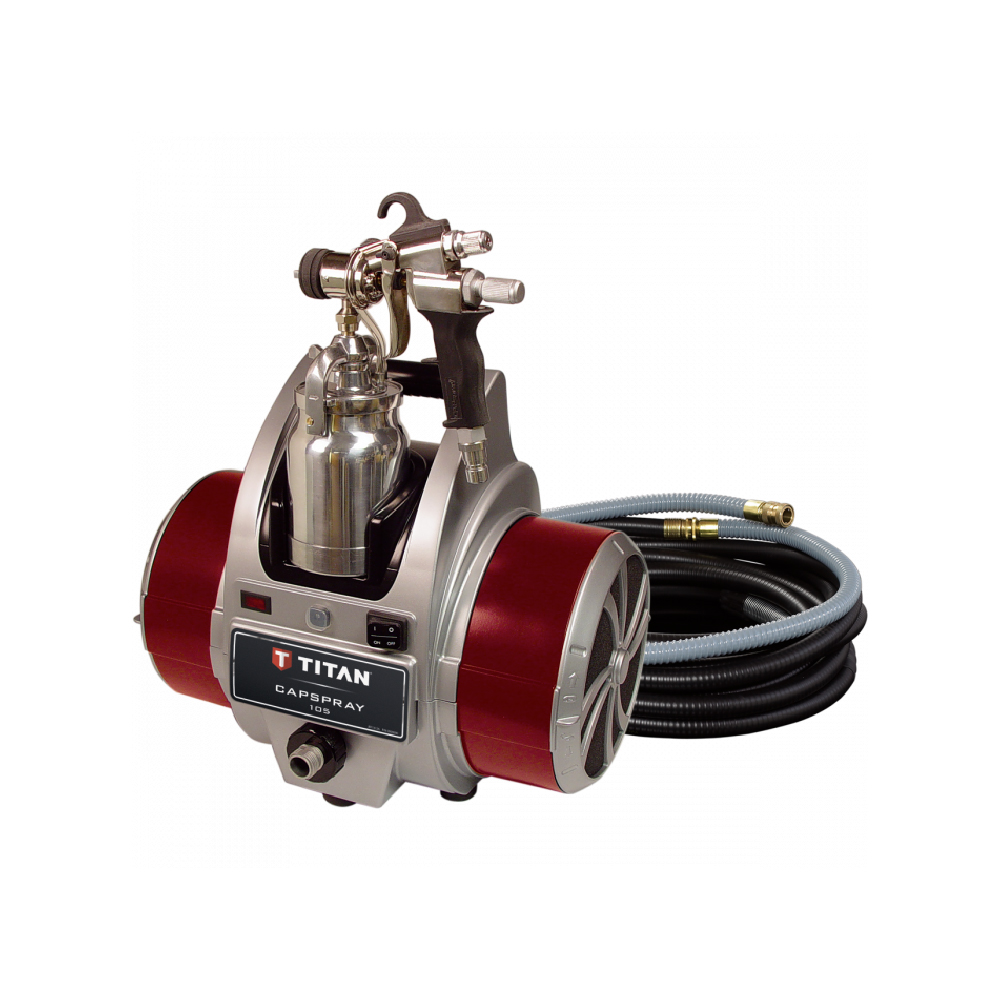 Titan Capspray 105 HLVP Complete