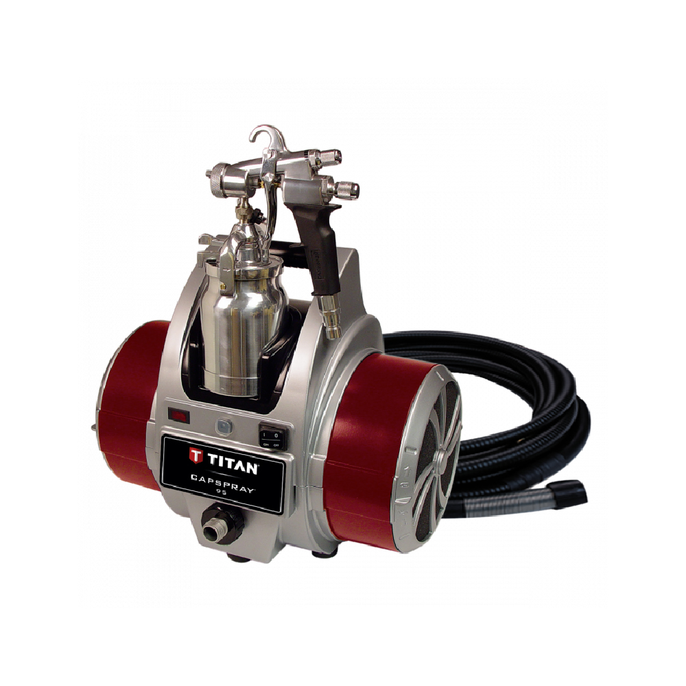 Titan Capspray 95 HVLP Complete