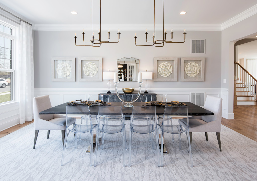 4 WAYS TO CHOOSE INTERIOR COLOR FOR A HOME