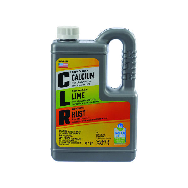CLR Calcium, Lime, and Rust Remover