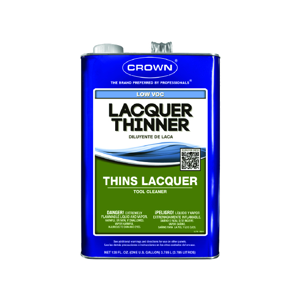 Crown Lacquer Thinner Low VOC
