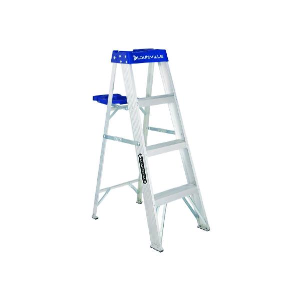 Louisville Aluminum Step Ladder