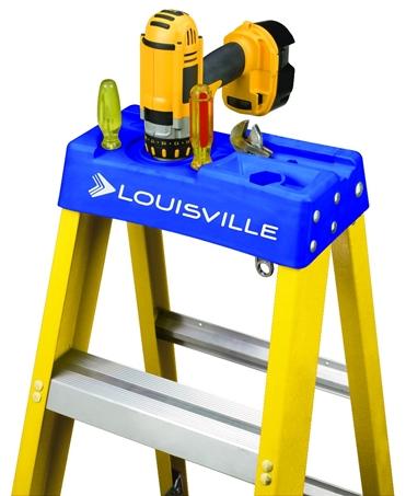 Louisville Fiberglass Step Ladder
