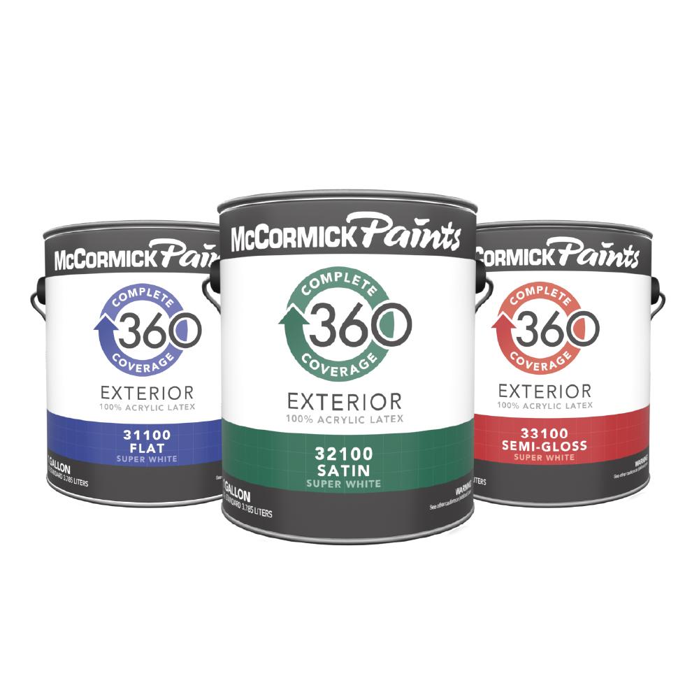 360 Complete Coverage Exterior