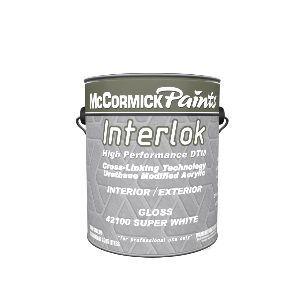 Interlok Direct To Metal