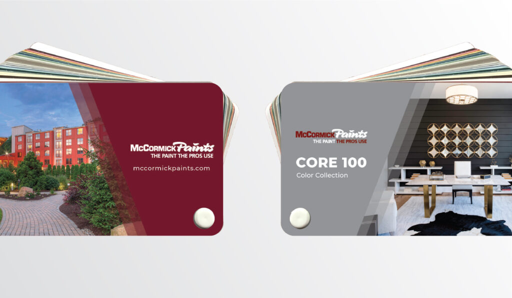 McCormick Paints Releases New Top 100 Colors, The Core 100 Collection