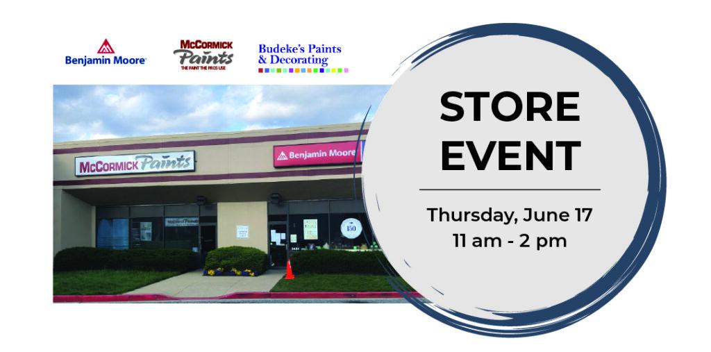 Store Event | Timonium, MD