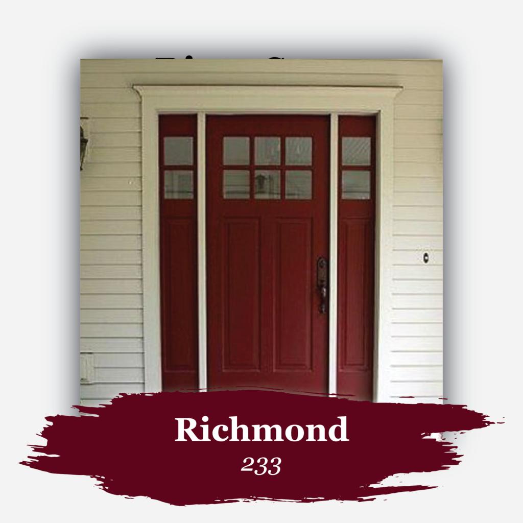 Richmond 233 Door copy-favfronts